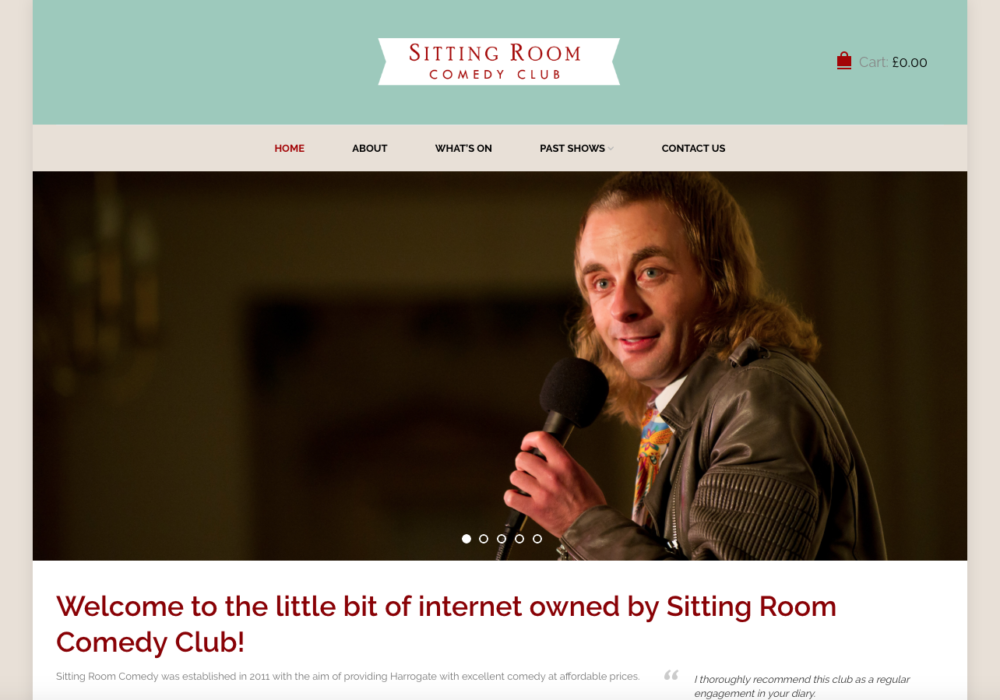 http://sittingroomcomedy.co.uk/